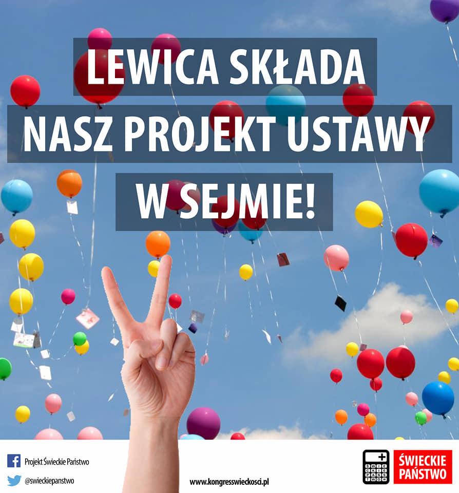 Nasz projekt trafia do Sejmu