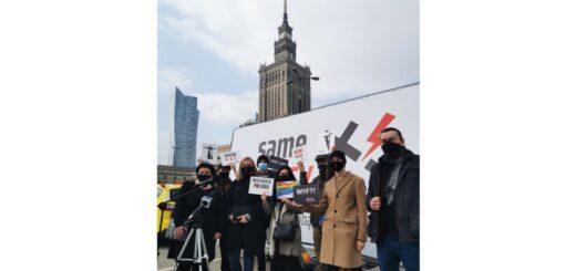 Akcja SamePlusy - konferencja w Warszawie